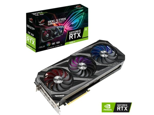 ASUS GeForce RTX3080TI ROG Strix OC